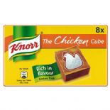 Knorr Chicken 8 Stock Cubes 80g
